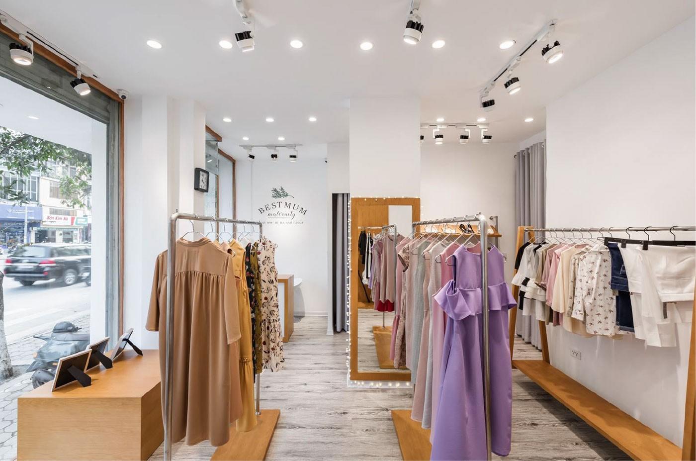 Retail Ladies Garment Shop Interior Design OY-GSD019-3