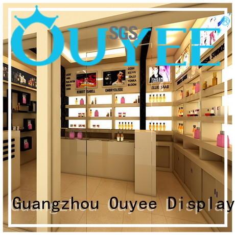perfume rack stand fragrances ideas table OUYEE Brand company