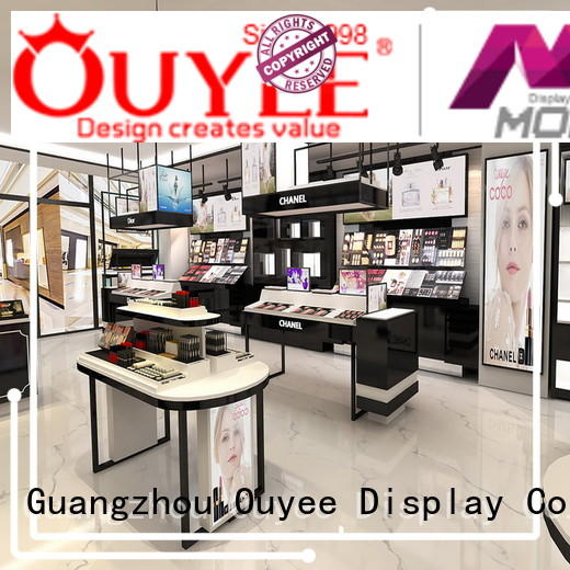 display decoration cosmetic shop OUYEE Brand