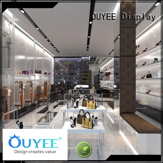footwear shoes shoe cabinet furniture OUYEE manufacture