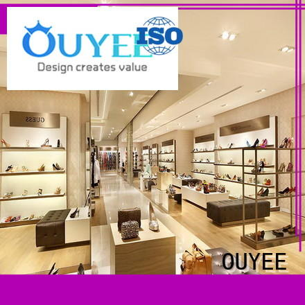 chic wallet display stand at discount for store OUYEE