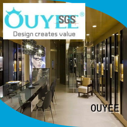 OUYEE popular optical store decoration at discount for supplier