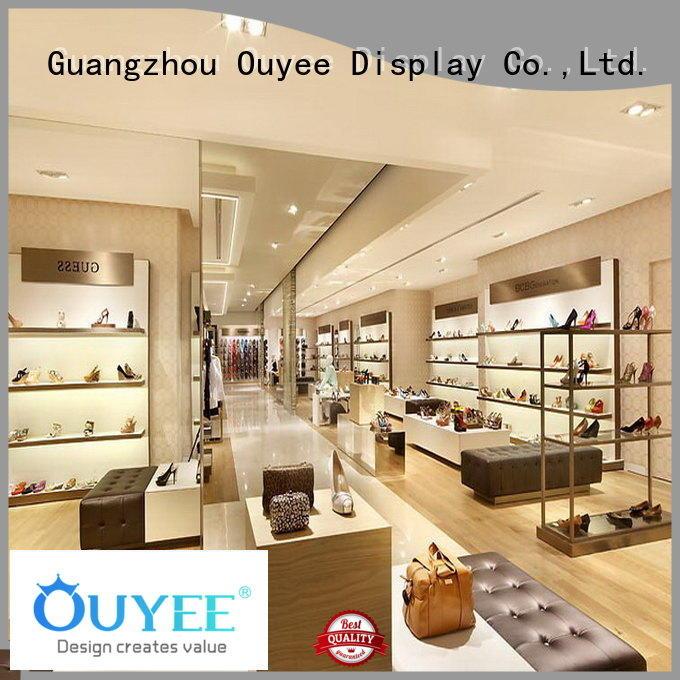 OUYEE Brand stands design shelf shoe cabinet furniture shelves