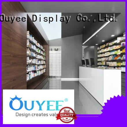 OUYEE commercial pharmacy storage racks newest for medicine