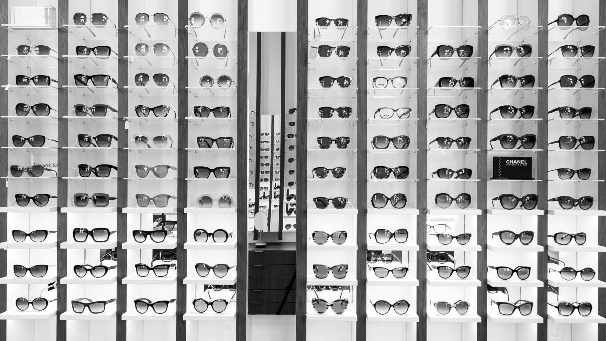 OUYEE wooden acrylic eyewear displays for wholesale for shop-2