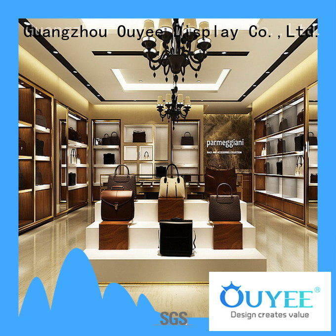 high-quality wooden shoe cabinet commercial for business OUYEE
