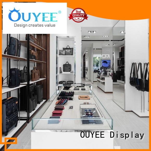 fast installation wallet display rack eye-catching for chain shop