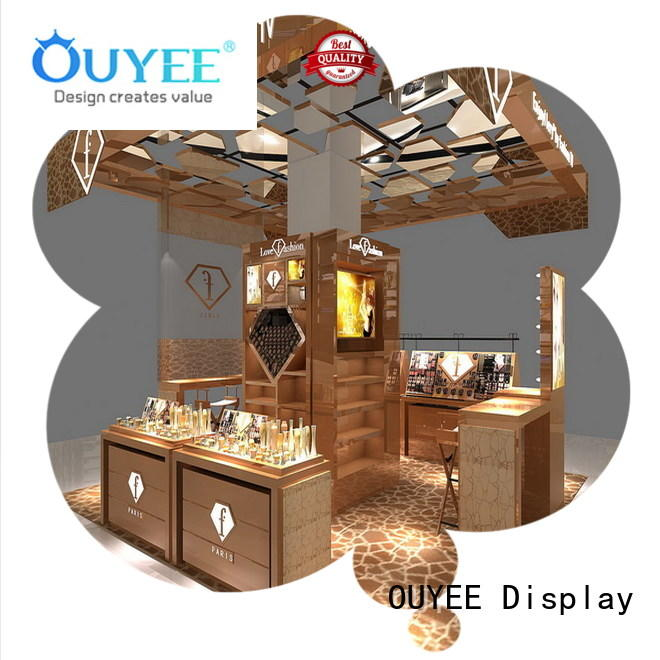 makeup desk and mirror beauty for wholesale OUYEE