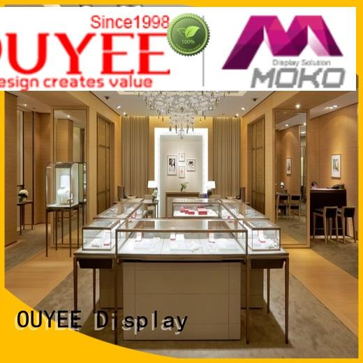 custom jewelry store displays OEM for wholesale OUYEE