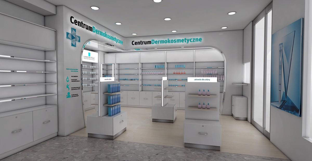 OUYEE top selling medical store design fast installation for hospital-1