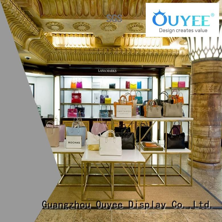 wallet display rack high-end for store OUYEE