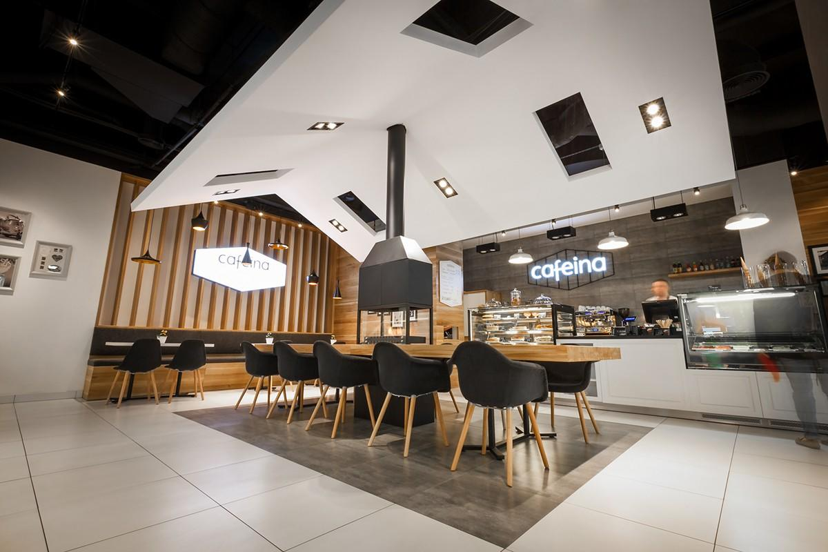 commercial coffee shop counter design at discount for furniture OUYEE-3