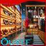 boutique clothing display racks interior clothing shelves counter company