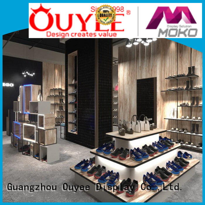 ideas shop wooden shoe rack designs showcase OUYEE Brand company