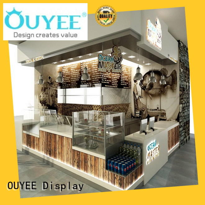 OUYEE coffee station furniture factory price for furniture