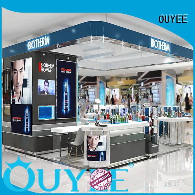 Wholesale newest makeup retail display OUYEE Brand