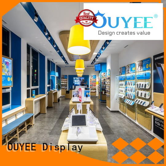 design phone repair kiosk electronic cell OUYEE Brand