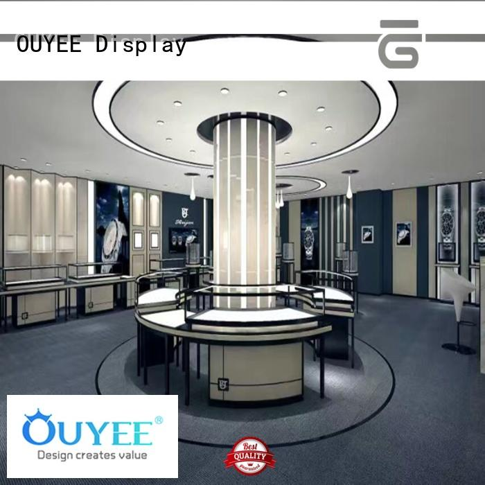 OUYEE latest acrylic watch display stand ODM for wholesale