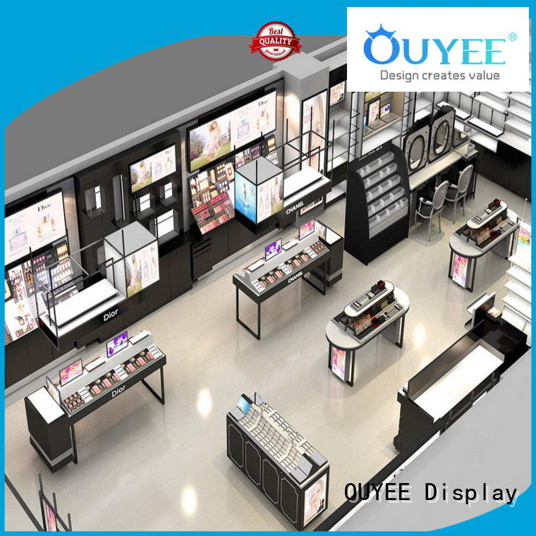 newest makeup desk and mirror at discount for wholesale OUYEE