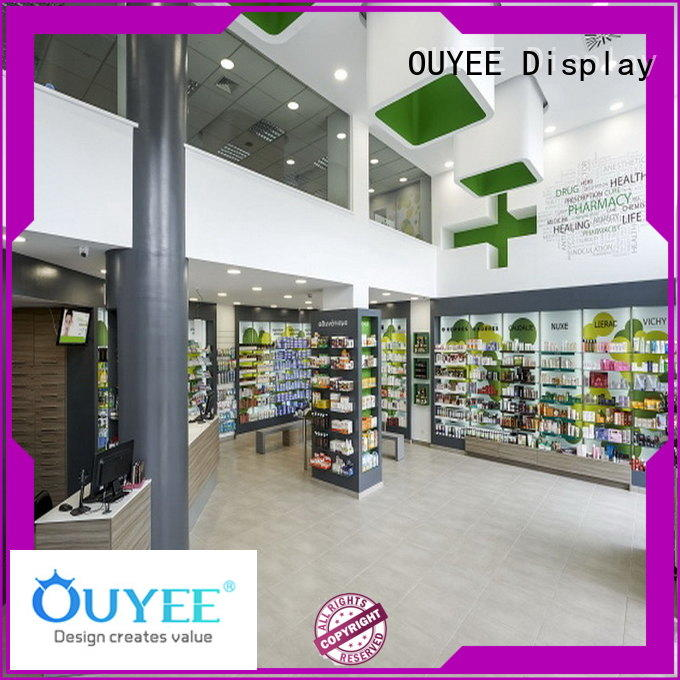 top selling medical storage shelves fast delivery for medicine OUYEE