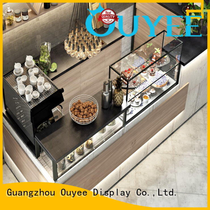 cafe coffee coffee shop design OUYEE Brand