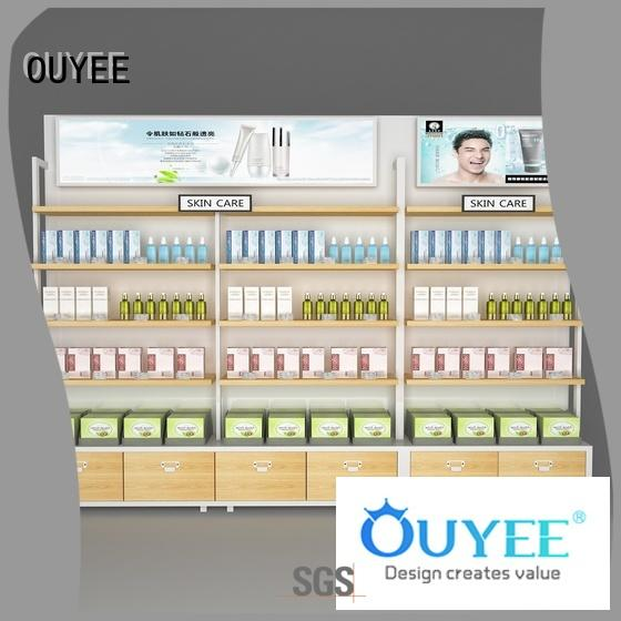 cosmetic decoration OEM cosmetic shop OUYEE