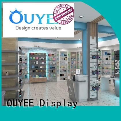 OUYEE high-quality retail shelving fast delivery for hospital