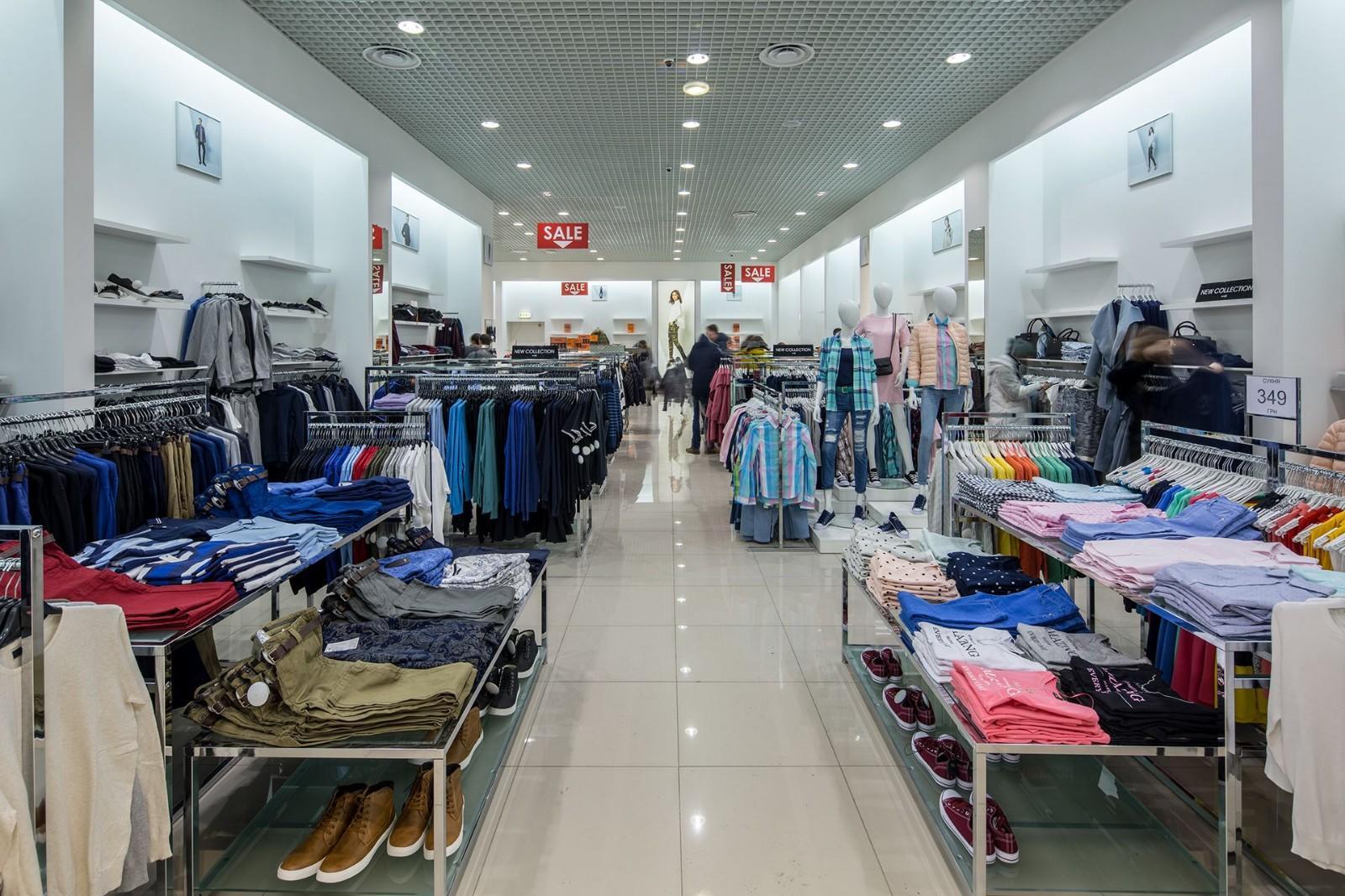 Custom Shop Design Ideas for Clothing OY-GSD018-3