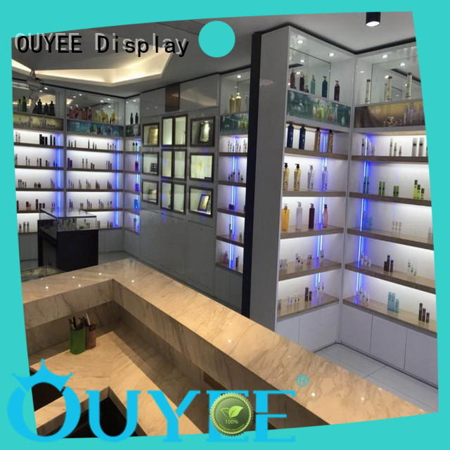 durable display showcase cabinet at discount for store OUYEE