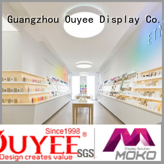 units store cosmetic shop retail OUYEE