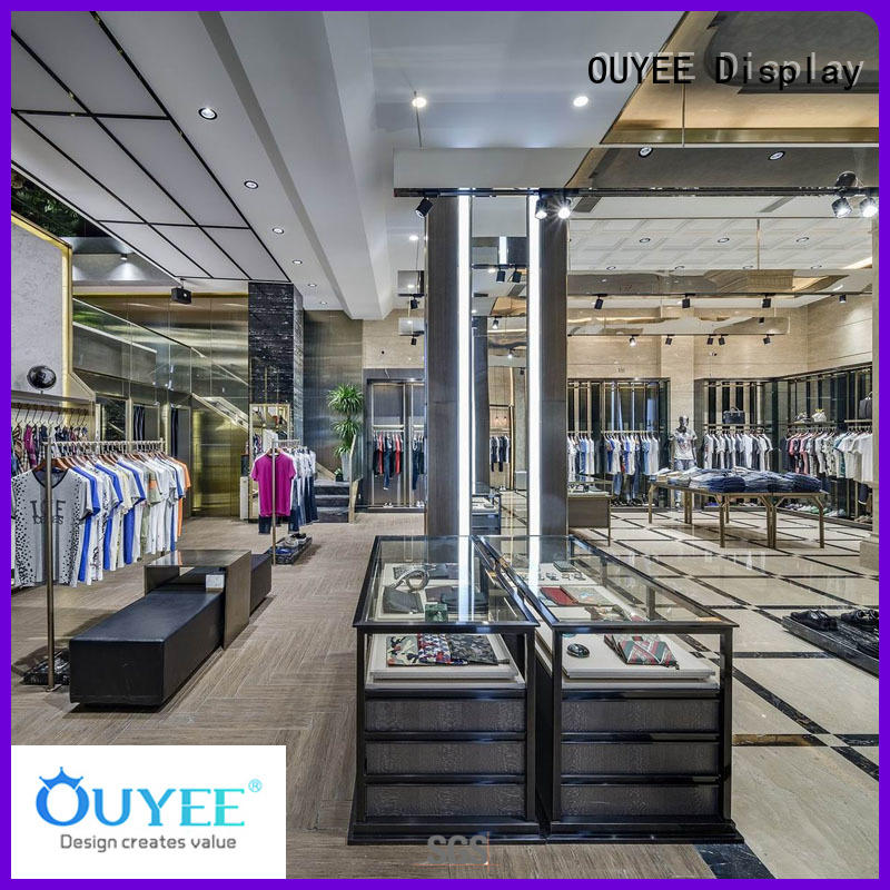 OUYEE free delivery garments shop name universal for wholesale