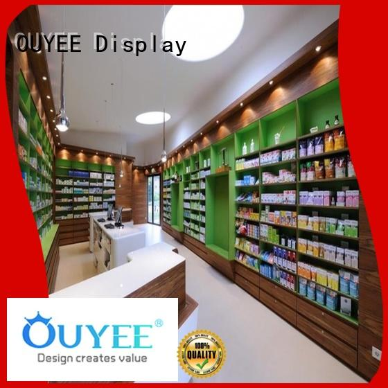 OUYEE newest best pharmacy design bulk production for medicine