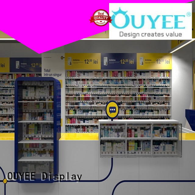 Quality OUYEE Brand store pharmacy counter