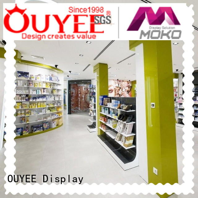 pharmacy furniture top brand for shop OUYEE