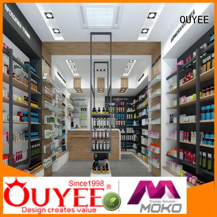 on-sale pharmacy store design free delivery for hospital OUYEE