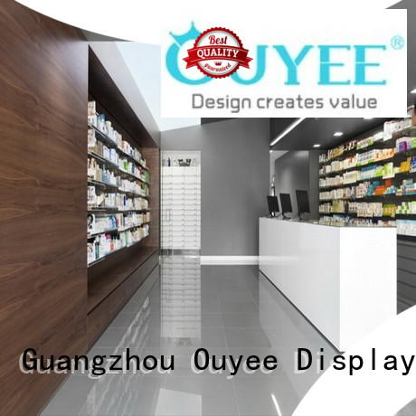 high-quality retail medical store furniture fast installation for hospital OUYEE