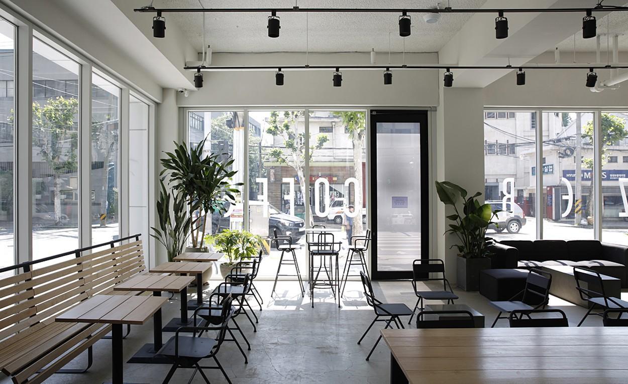 OUYEE coffee shop decor ideas bulk production for club-2