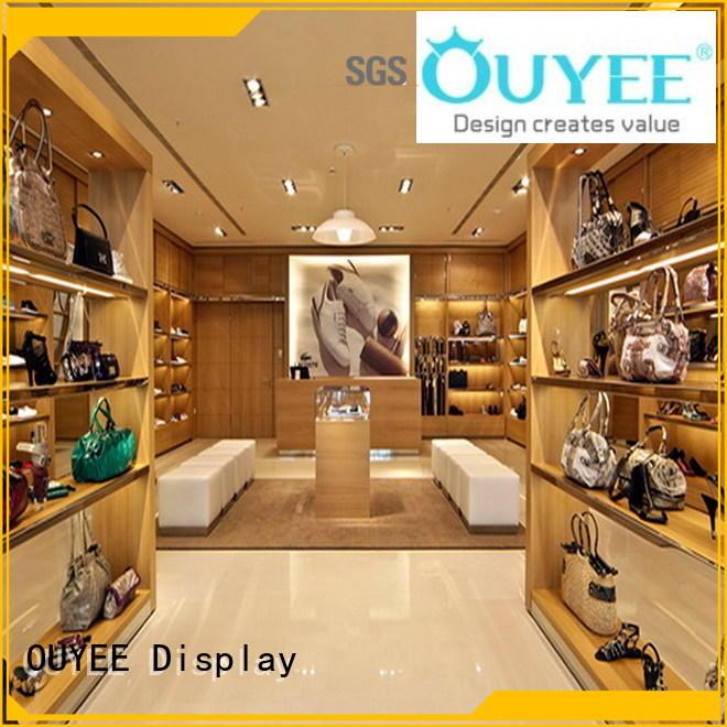 Bags Shop Fixture Display Showcase Handbag Stand OY-SSD003
