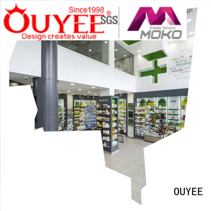 OUYEE on-sale medical shop racks fast delivery for hospital