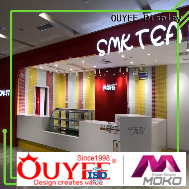commercial coffee stand for sale at discount for club OUYEE