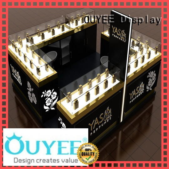 custom perfume rack at discount for store