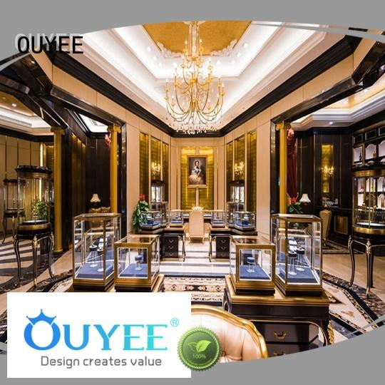 OUYEE funky retail display fixtures eye-catching for wholesale