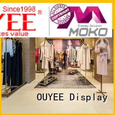free delivery apparel racks top-selling at discount for garment display