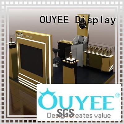 perfume wall organizer custom for decoration OUYEE