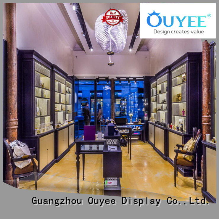 custom design of shop counter table high-quality for store OUYEE