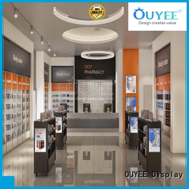 OUYEE on-sale pharmacy fixtures fast installation for hospital