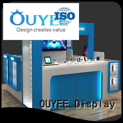 top brand mobile shop counter table design bulk production for electronics