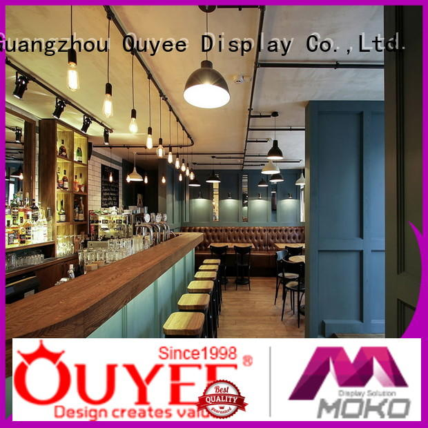 OUYEE commercial coffee shop equipment at discount for furniture