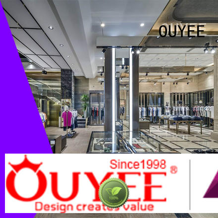 free delivery garments shop furniture high quality at discount for garment display