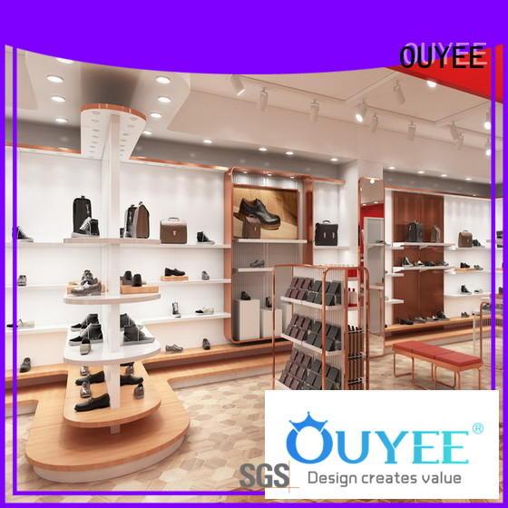 shoe cabinet furniture designs wooden shoe rack designs OUYEE Brand